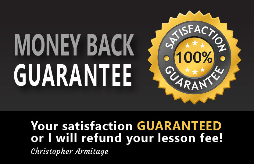 Satisfaction guaranteed on your driving lessons